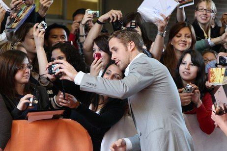 ryan gosling on tiff