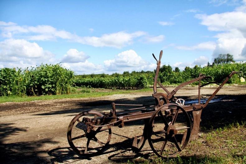 Andrews Scenic Acres Farm Plow