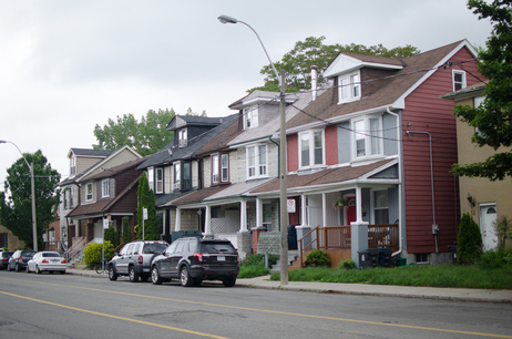 homes in leslieville by imperfect traveller 1