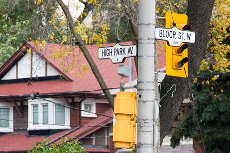 High Park Avenue