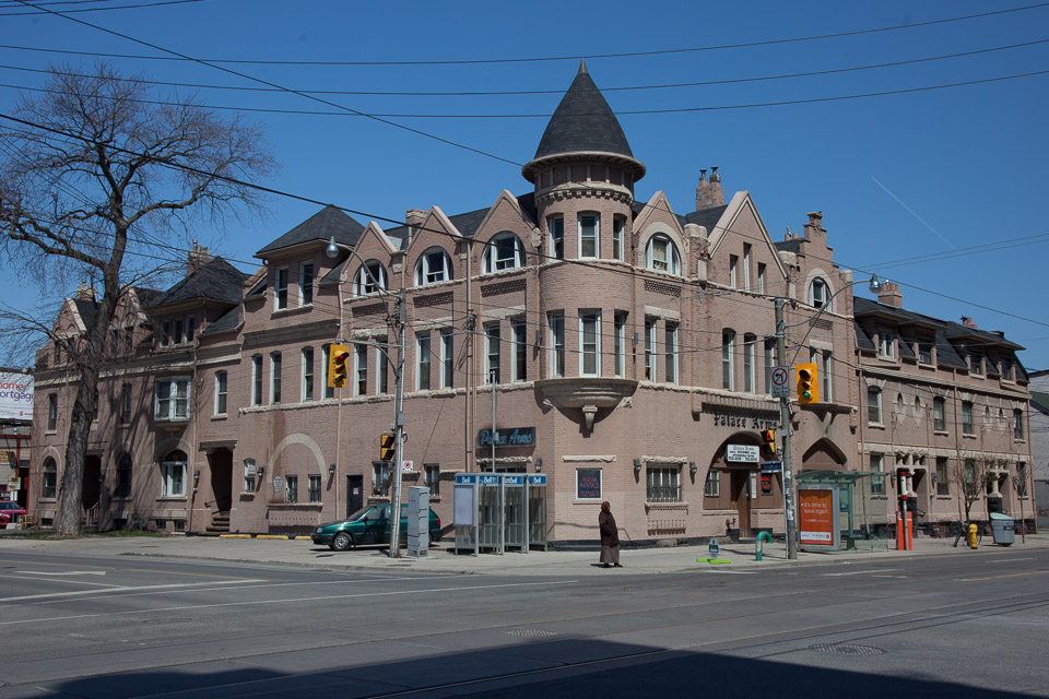 King West Buildings