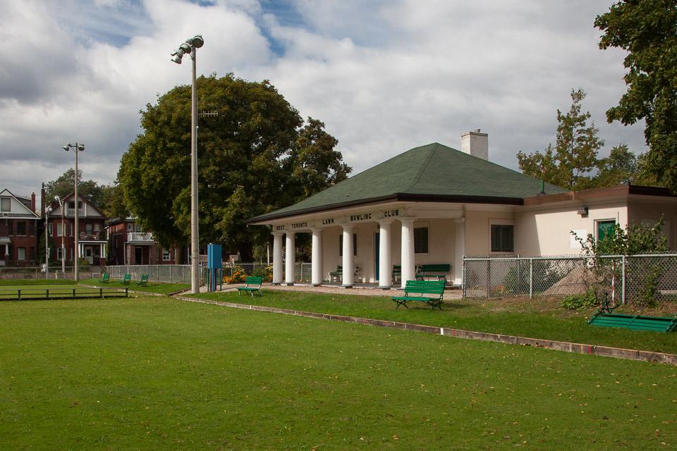 West Toronto Lawn Bowling Club
