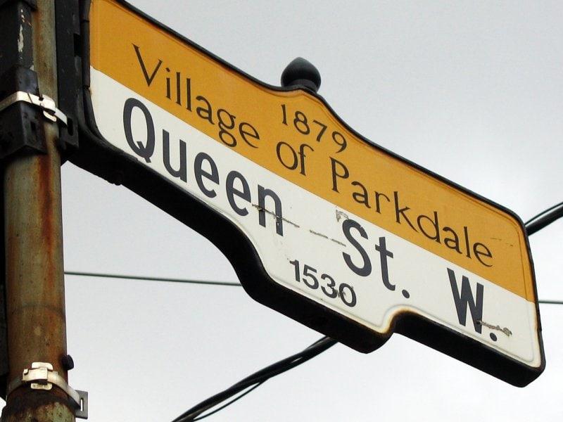 Queen Street Parkdale