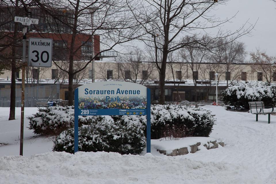 Sorauren Avenue Park