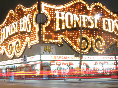 Discount store Honest Eds in Toronto by WestAnnexNews