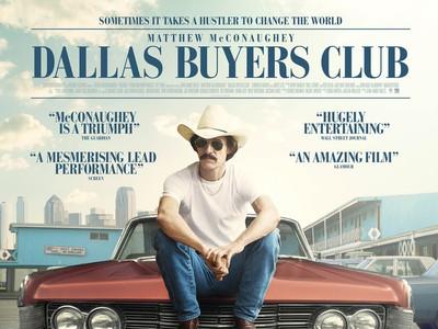 Dallas Buyers Club Poster1