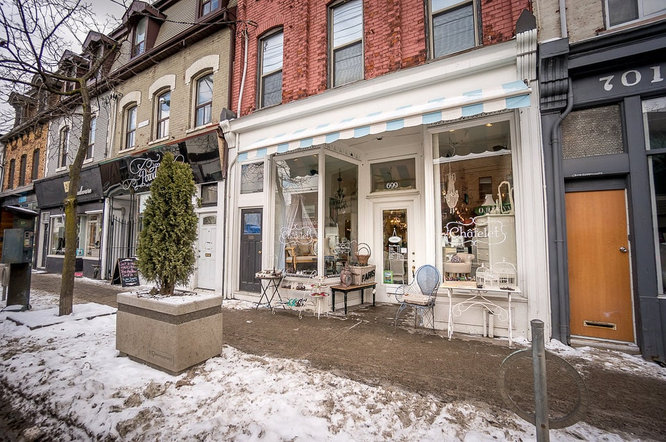 Vintage Furniture Stores In Toronto Chatelet
