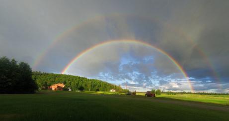 double your rainbows