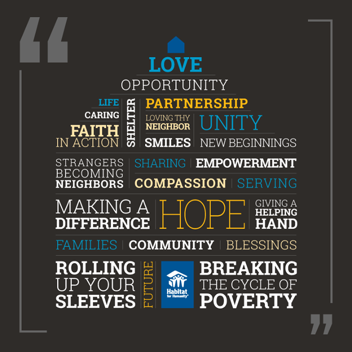 habitat for humanity quotes