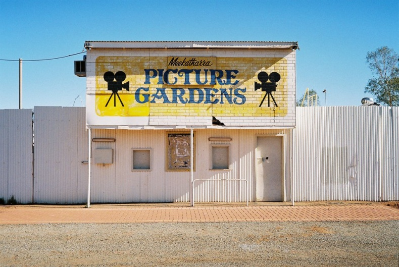 Cinema in the outback by brerttanomyces