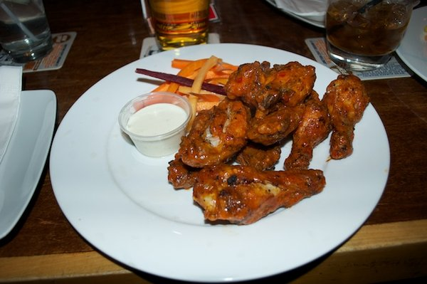 extreme heat wings thedizzy