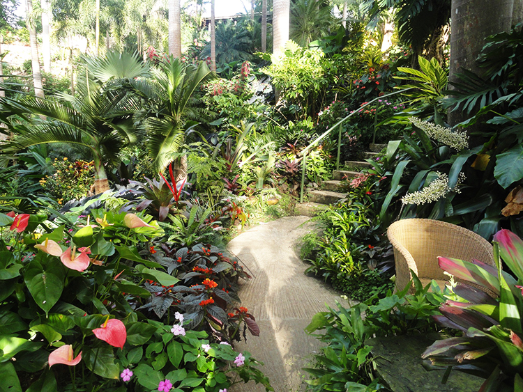 Ecoman garden