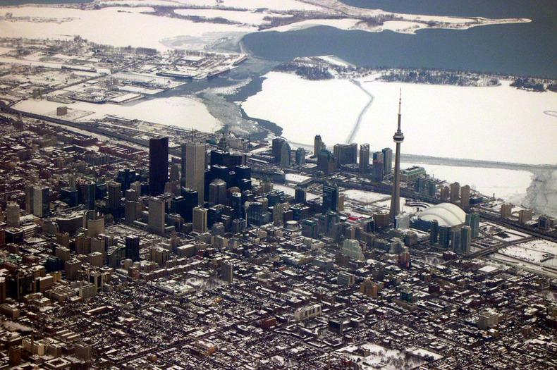 Toronto by Doug