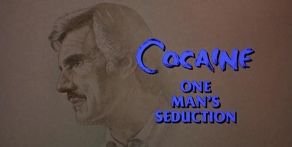 Cocaine: One Mans Seduction