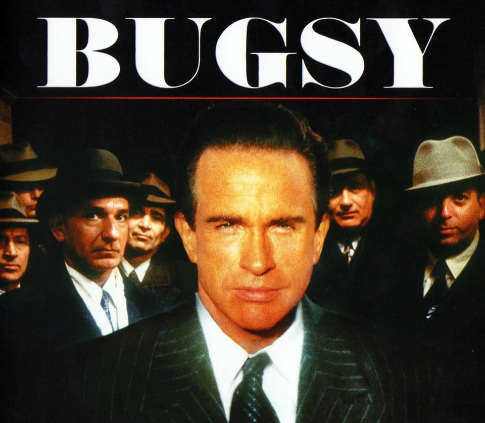 Bugsy Poster