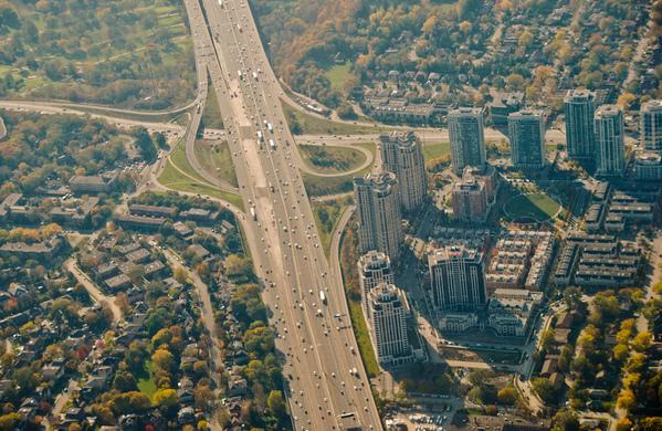 highway yonge street