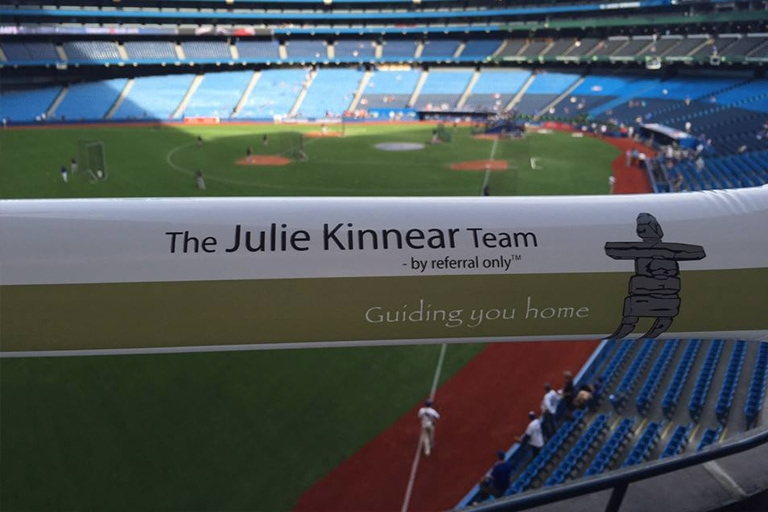Blue Jays Client Appreciation Night 2015