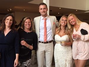 Tyler wedding June 2015