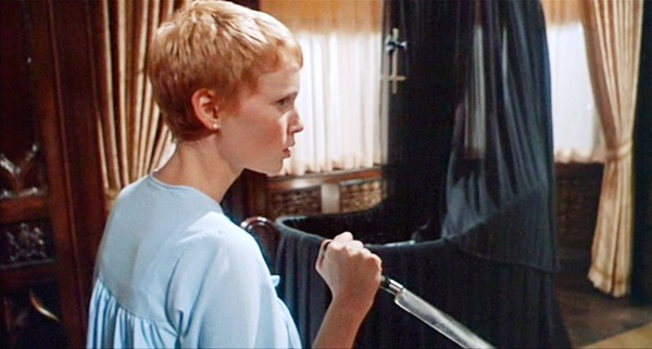 RosemarysBaby Mia Farrow Paramount