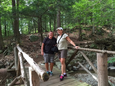 Lake Placid Hiking 2015