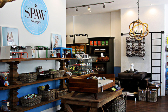 spaw boutique