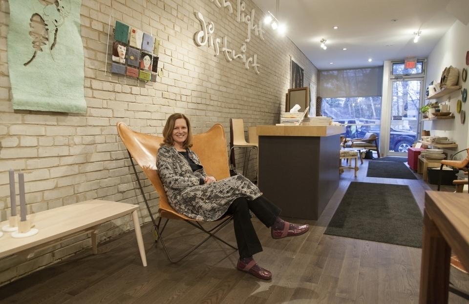 Owner Deborah Peets