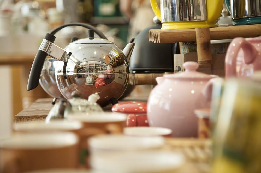 House of Tea Tea pots