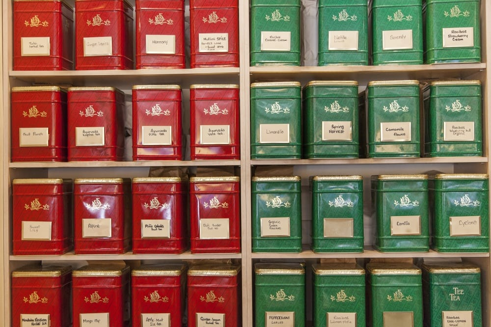 House of Tea Shop