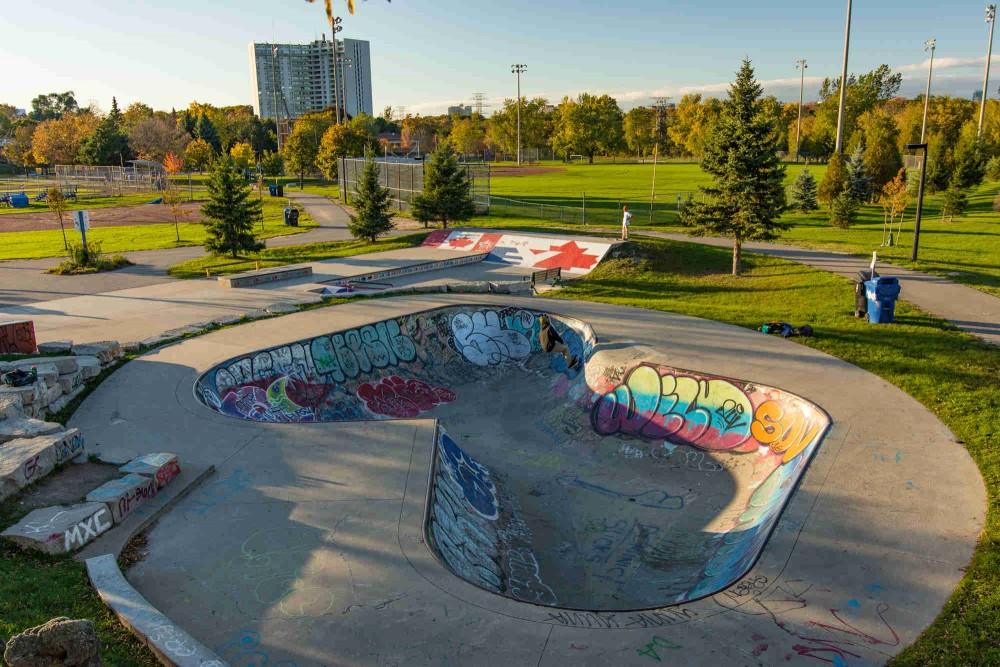 Stan Wadlow Skate Park