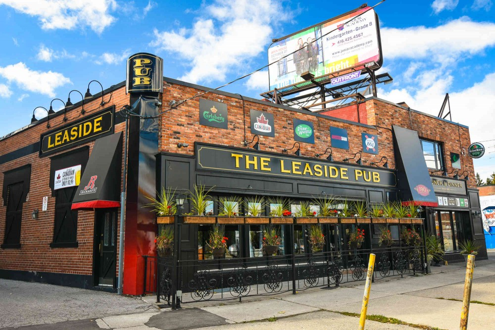 The Leaside Pub
