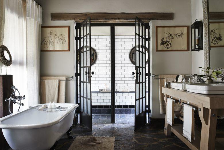 Singita Castleton - Bathroom by Imagine Communications