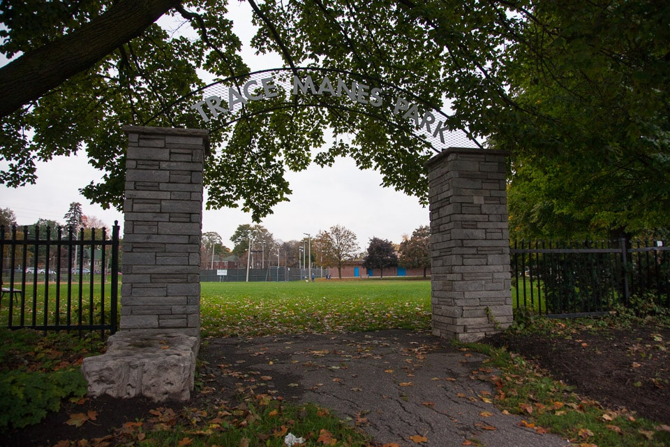 Trace Manes Park