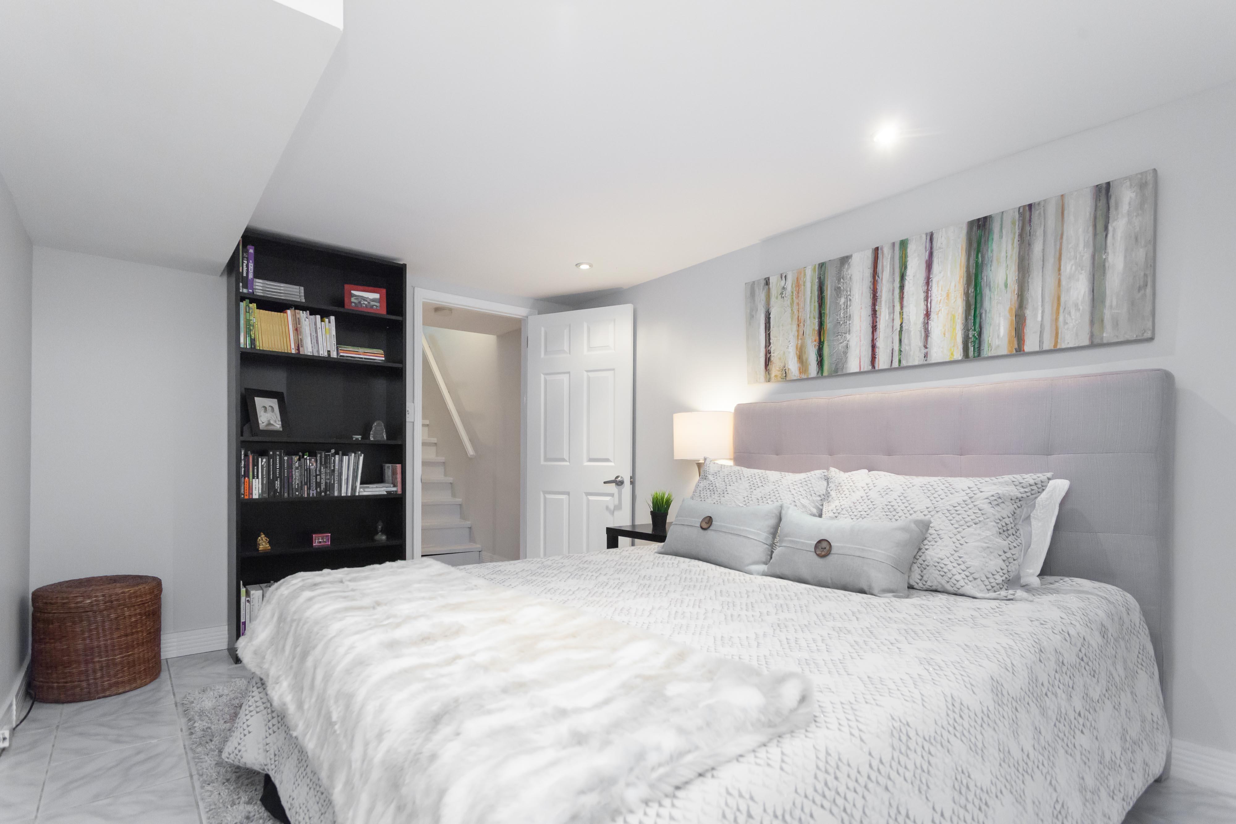 the basics of basement apartments in toronto. Black Bedroom Furniture Sets. Home Design Ideas