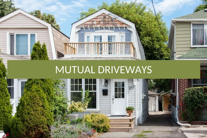 Mutual Driveways Sharing With Your Toronto Neighbour