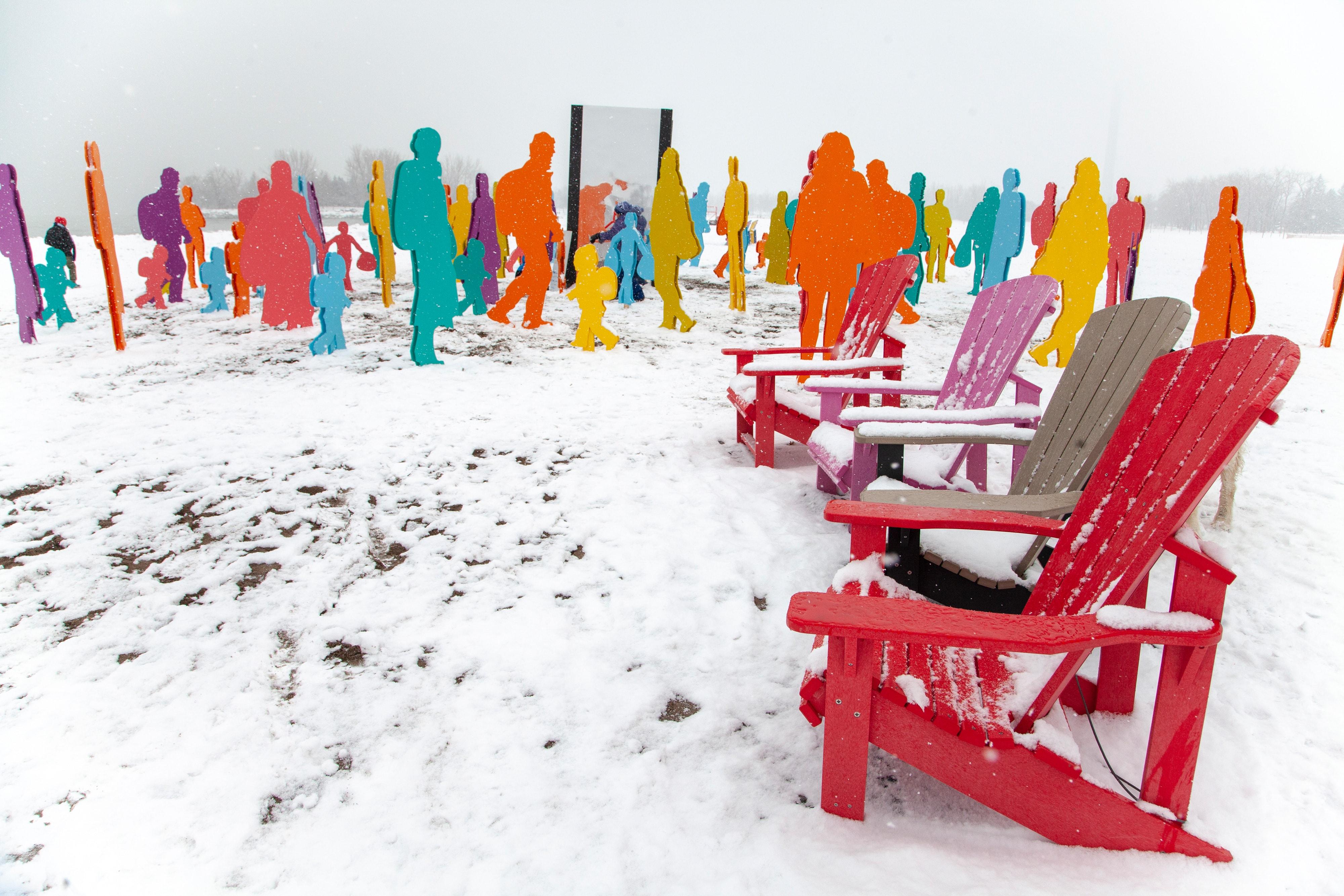 manifesting migration toronto winter stations 2019. Black Bedroom Furniture Sets. Home Design Ideas