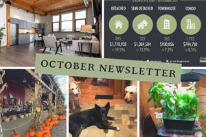 Toronto Real Estate Newsletter October 2021