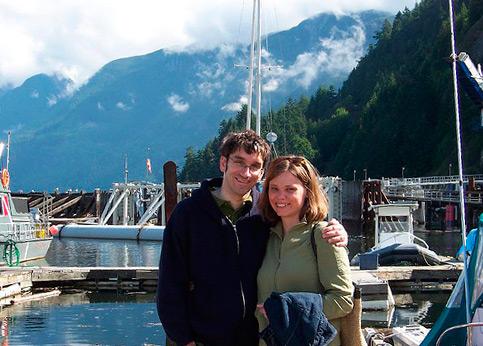 Sarah and Don Banks