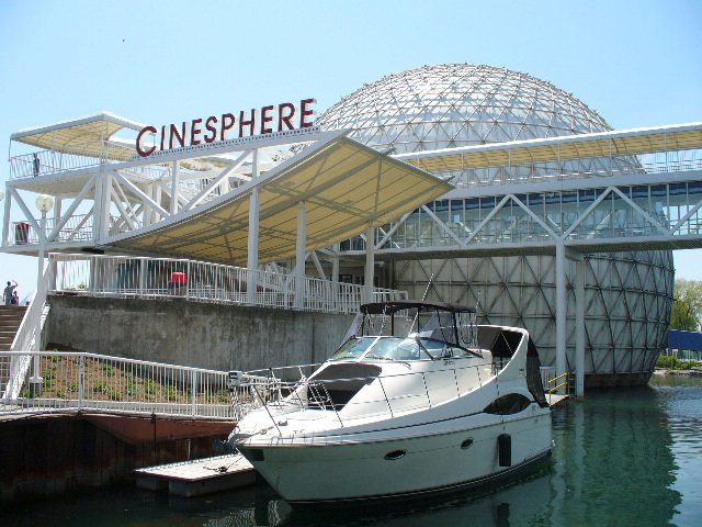 Ontario Place - by wyliepoon