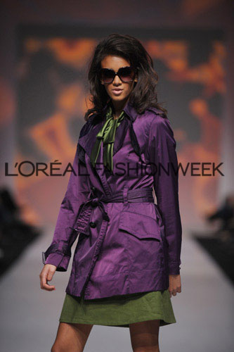 Loreal Fashion Week by George Pimentel Photography