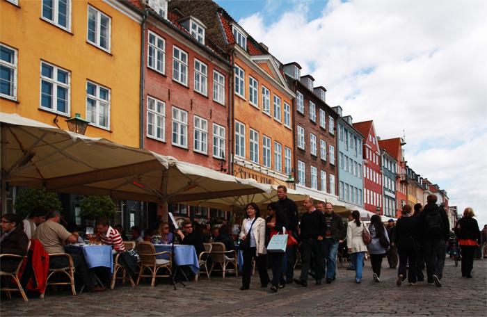 Copenhagen by Zuzana
