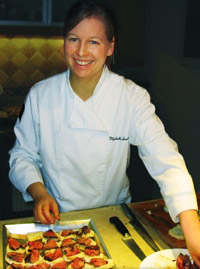 MIchelle Irwin, Chef