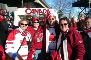 Canada GO GO GO