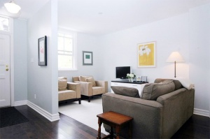 living room 454 Summach Street