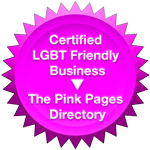 Certified LGBT Friendly Business