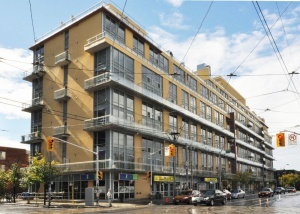 1029 King Street West #606 - Central Toronto - King West Village