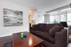 140 simcoe street living room 2