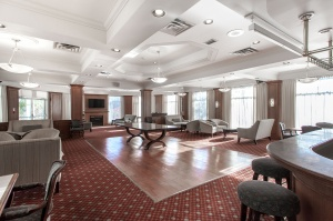 18 concorde place party room