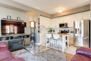 20 marina avenue #202 living room kitchen