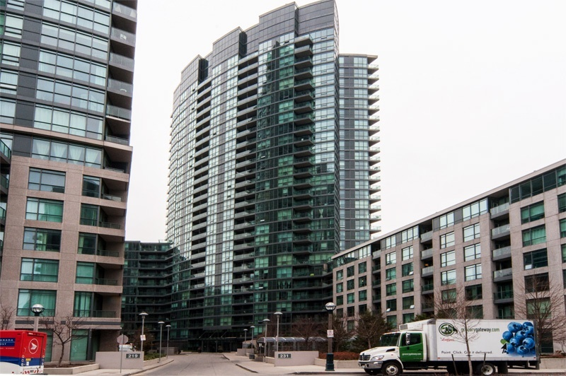 231 Fort York Blvd, Unit 508 - Central Toronto - Downtown