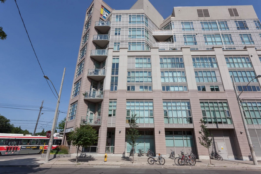 437 Roncesvalles Ave #427 - West Toronto - Roncesvalles